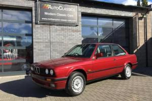 BMW 316i 1.6 Lux 2 Door 34,000 miles, Full service History, last owner 24 years