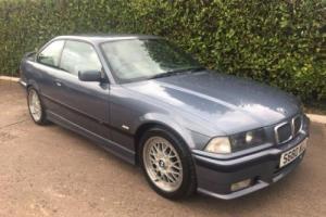 1998 BMW 3 SERIES 2.8 328I SPORT 2D 190 BHP