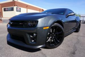 2013 Chevrolet Camaro 13 Camaro ZL1 Coupe Supercharged V8 ONLY 7k Miles!