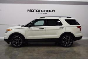 2011 Ford Explorer 4WD Photo