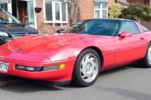 Corvette C4 Photo