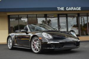 2013 Porsche 911 2dr Cabriolet Carrera 4S