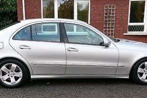 Mercedes E320 2004 For Sale Photo