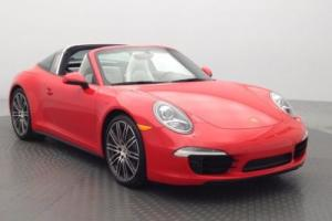 2015 Porsche 911 Targa 4S Photo