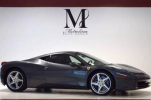 2010 Ferrari 458 Base 2dr Coupe