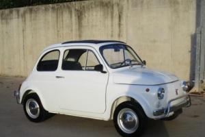 Fiat 500L Photo