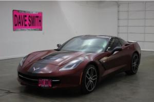 2015 Chevrolet Corvette 2dr Stingray Z51 Cpe w/2LT Photo