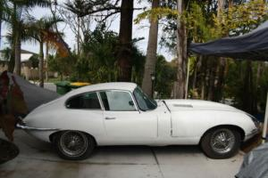 Jaguar E type 3.8 1963 Coupe Barn Find Classic Collector