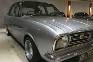 FORD CORTINA 1600 GT GREY
