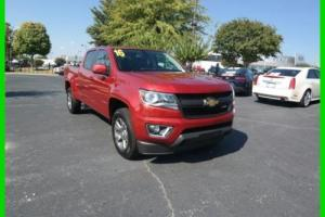 2016 Chevrolet Colorado 4WD Z71 Certified
