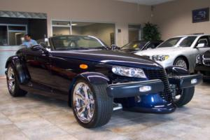 2001 Plymouth Prowler Base 2dr Convertible
