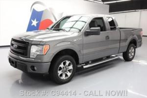 2013 Ford F-150 STX SUPERCAB 5.0 6-PASS SIDE STEPS
