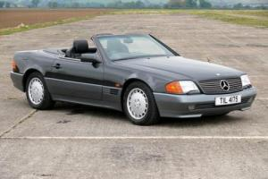 1992 Mercedes-Benz 500SL R129 - Only 29k Miles From New for Sale