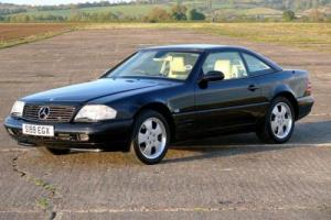 1998 Mercedes-Benz SL320 R129 - 42k Miles From New - FSH - Panoramic Roof
