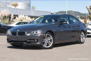 2013 BMW 3-Series 2013 BMW 335i Sport Line