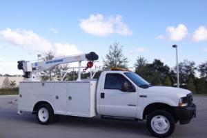 2003 Ford F-450 Crane Boom Truck
