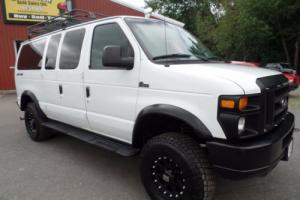 2008 Ford E-Series Van Super Duty XL Lifted 4x4 Diesel