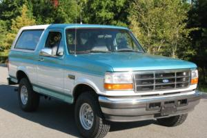 1995 Ford Bronco XLT LEATHER