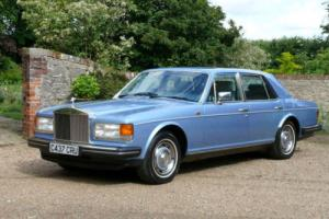1986 Rolls Royce Silver Spirit Photo
