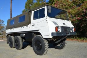 1976 Other Makes Steyr Puch Pinzgauer 712M