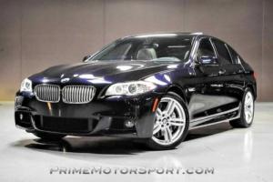 2012 BMW 5-Series M Sport