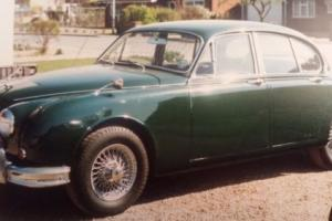 Jaguar Mk2 project!! Photo