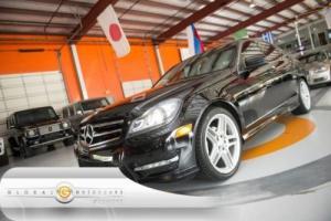 2013 Mercedes-Benz C-Class C250 Sport