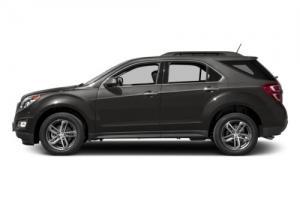 2017 Chevrolet Equinox FWD 4dr Premier