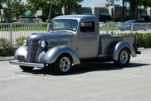 1938 Chevrolet Other Pickups RESTO-MOD HOT ROD SBC HALF TON PICKUP