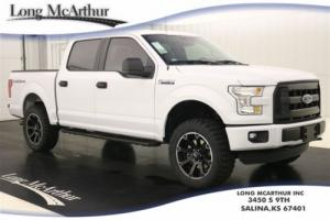 2016 Ford F-150 LIFTED LMX4 XL 4X4 SUPERCREW 0%/72 MSRP $50820