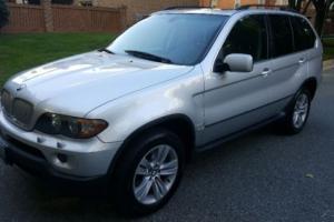 2006 BMW X5 4.4i, ABSOLUTE AUCTION! NO-RESERVE! BARGAIN! BID!!