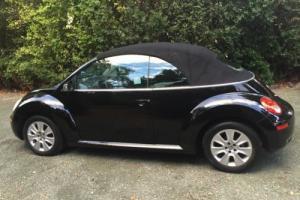 2010 Volkswagen Beetle-New