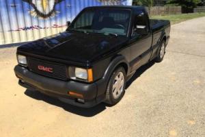 1991 GMC Syclone Syclone AWD 2dr Turbo Standard Cab SB
