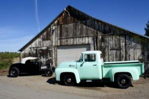 1956 Ford F-100 F-100,Short Bed, Half Ton, V8, Automatic, HOP UP