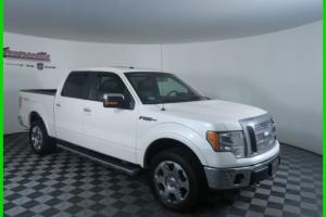 2010 Ford F-150 Lariat 4WD 5.4L V8 Engine Crew Cab Truck Leather