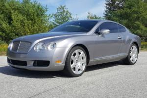 2007 Bentley Continental GT Mulliner Wheels