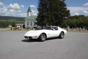 1977 Chevrolet Corvette RARE L82 4-spd 17KOrigMiles NEW NEW NEW