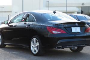 2016 Mercedes-Benz CLA-Class 4dr Sedan CLA250 4MATIC Photo