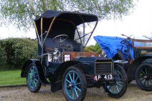 Humber, Royal Beeston Humberette Doctors Limousin, Veteran Car Photo