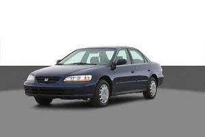 2001 Honda Accord Photo