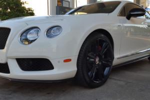 2014 Bentley Continental GT GT V8S
