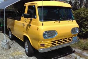 1963 Ford E-Series Van pick up