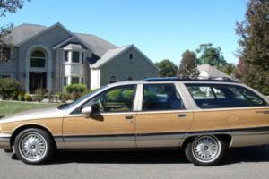 1994 Buick Roadmaster 4dr Wagon Estate