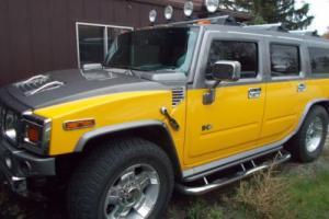 2003 Hummer H2 4dr Suv