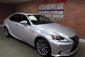 2014 Lexus IS F Sport Navigation