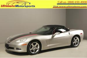 2005 Chevrolet Corvette 2005 CONVERTIBLE RED LEATHR BOSE XENON HUD 47K MLS Photo