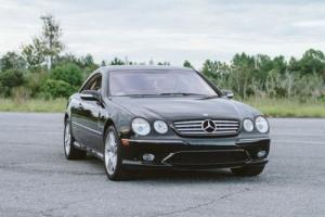 2003 Mercedes-Benz CL-Class AMG Kompressor Coupe LOW MILES Factory 493HP