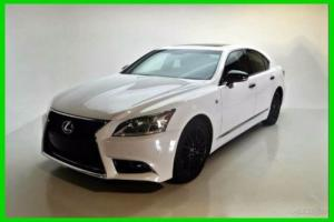 2015 Lexus LS 460 Crafted Line/ F Sport