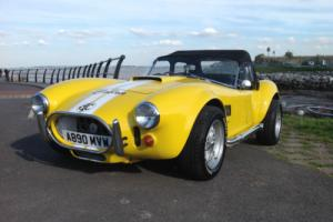 AC Cobra Pilgrim Sumo mk2 3.5 V8 3,000 miles from build, Crate Engine & Gearbox