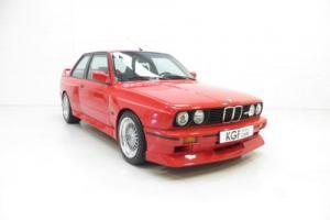 A UK Supplied BMW E30 M3 in Treasured Condition